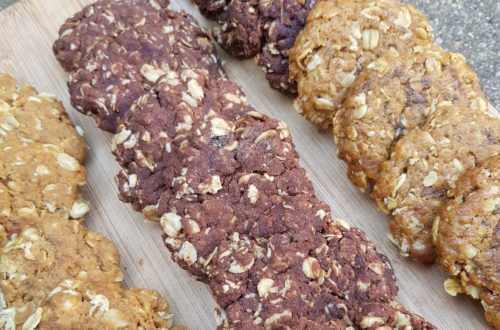 Oatylicious Biscuit recipes vegan chocolate